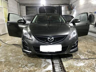 Mazda Mazda6 2011 отзыв автора | Дата публикации 10.06.2020.