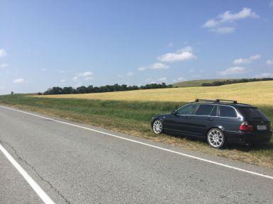 BMW 3-Series 2003 отзыв автора | Дата публикации 17.05.2016.