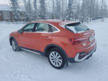 Отзыв о Audi Q3 Sportback, 2020 отзыв владельца