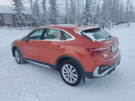 Audi Q3 Sportback 2020 - отзыв владельца