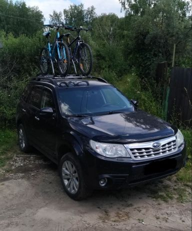 Subaru Forester 2011 отзыв автора | Дата публикации 31.01.2021.