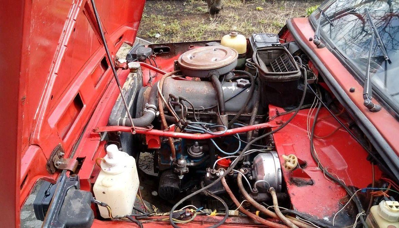 Мотор после помывки