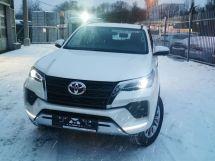 Отзыв о Toyota Fortuner, 2021 отзыв владельца