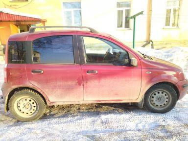 Fiat Panda 2006 отзыв автора | Дата публикации 07.02.2021.