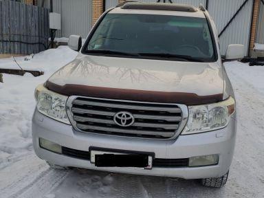 Toyota Land Cruiser 2008 отзыв автора | Дата публикации 07.02.2021.