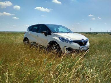 Renault Kaptur 2018 отзыв автора | Дата публикации 10.02.2021.