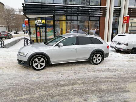Audi A4 allroad quattro 2014 - отзыв владельца