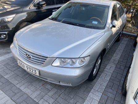 Hyundai Grandeur 2006 - отзыв владельца