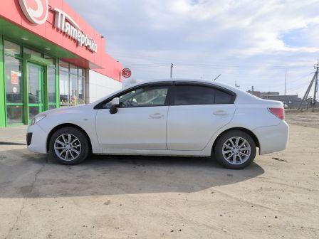 Subaru Impreza 2012 - отзыв владельца