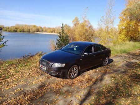 Audi A6 2006 - отзыв владельца