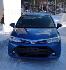 Отзыв о Toyota Corolla Fielder, 2016 отзыв владельца