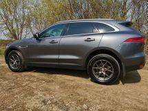 Отзыв о Jaguar F-Pace, 2019 отзыв владельца