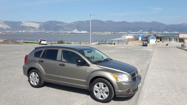 Dodge Caliber 2008 - отзыв владельца