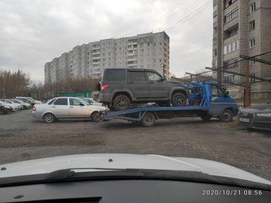 УАЗ Патриот, 2018