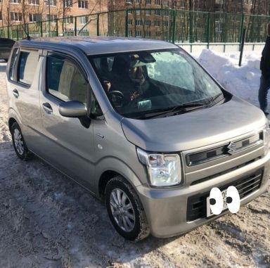 Suzuki Wagon R, 2019