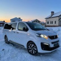Отзыв о Peugeot Traveller, 2021 отзыв владельца