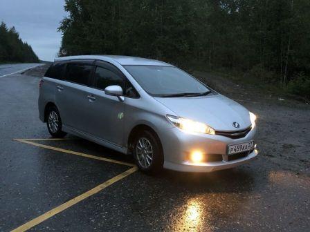 Toyota Wish 2015 - отзыв владельца