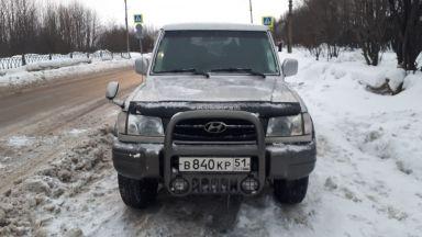 Hyundai Galloper 2001 отзыв автора | Дата публикации 25.02.2021.