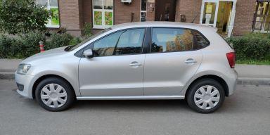 Volkswagen Polo 2010 отзыв автора | Дата публикации 25.02.2021.