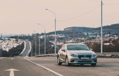 Mazda Axela 2015 отзыв автора | Дата публикации 26.02.2021.