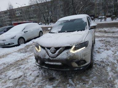 Nissan X-Trail 2018 отзыв автора | Дата публикации 26.02.2021.