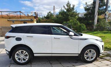 Range Rover Evoque 2019 отзыв автора | Дата публикации 03.11.2019.
