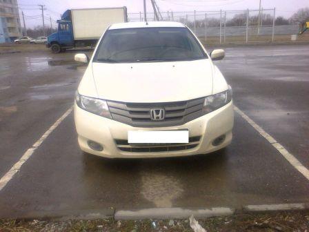 Honda City 2010 - отзыв владельца