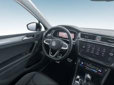 Volkswagen Tiguan 2020, 2 поколение, рестайлинг