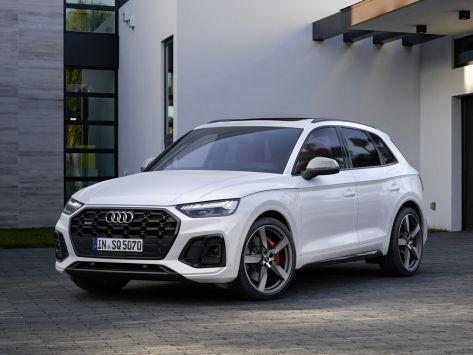 Audi SQ5 (FY) 06.2020 -  н.в.