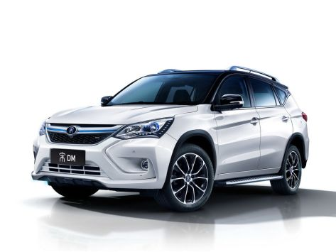 BYD Song (S3) 10.2015 - 02.2019