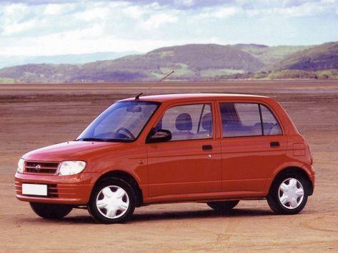 Daihatsu Cuore (L7) 01.1999 - 01.2003