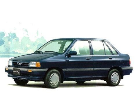 Ford Festiva  07.1992 - 12.1992