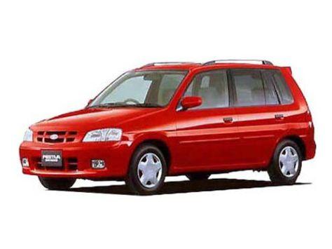Ford Festiva (DW3/5WF) 01.2000 - 09.2003