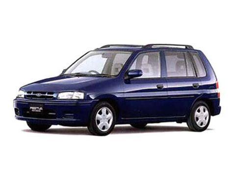 Ford Festiva (DW3/5WF) 08.1996 - 12.1999