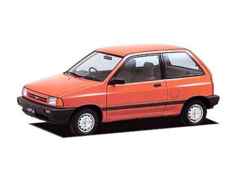 Ford Festiva  02.1986 - 02.1989