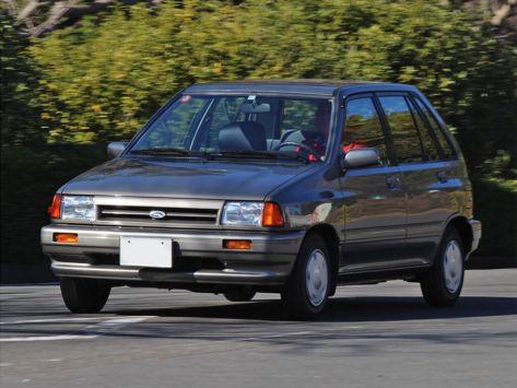 Ford Festiva  06.1989 - 07.1990