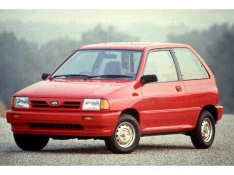Ford Festiva  03.1989 - 01.1993