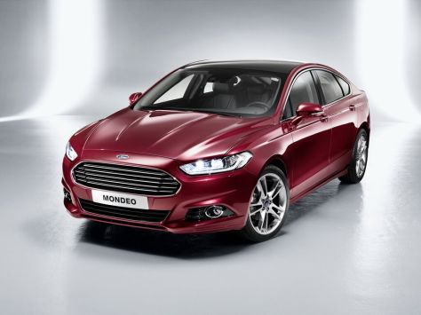 Ford Mondeo (5) 01.2012 - 11.2019