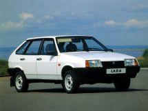 Лада 2109 рестайлинг 1991, хэтчбек 5 дв., 1 поколение