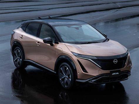 Nissan Ariya  07.2020 -  н.в.
