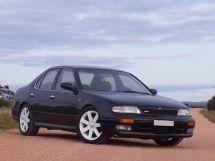 Nissan Bluebird 1993, седан, 9 поколение, U13