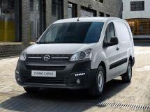Opel Combo 2021, цельнометаллический фургон, 5 поколение