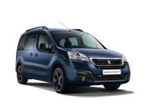 Peugeot Partner 2-й рестайлинг 2015, минивэн, 2 поколение