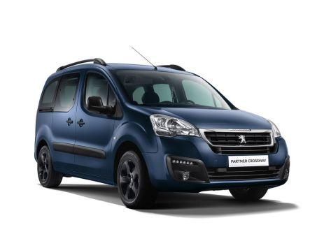 Peugeot Partner  06.2015 -  н.в.