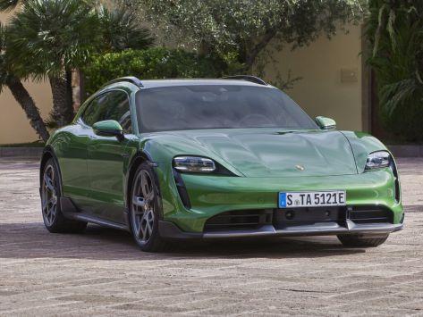 Porsche Taycan  03.2021 -  н.в.