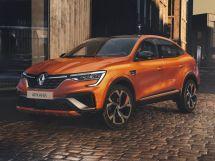 Renault Arkana 2021, джип/suv 5 дв., 1 поколение