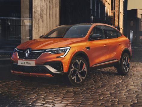 Renault Arkana  03.2021 -  н.в.