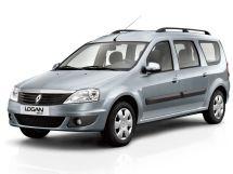 Renault Logan рестайлинг, 1 поколение, 09.2009 - 02.2013, Универсал