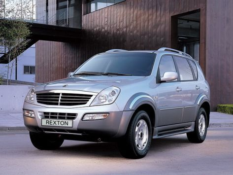 SsangYong Rexton (Y200) 06.2003 - 06.2008