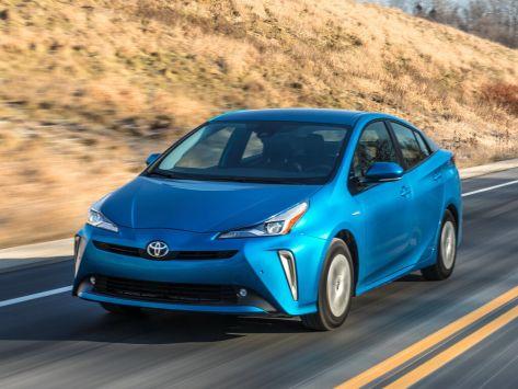 Toyota Prius (XW50) 11.2018 -  н.в.